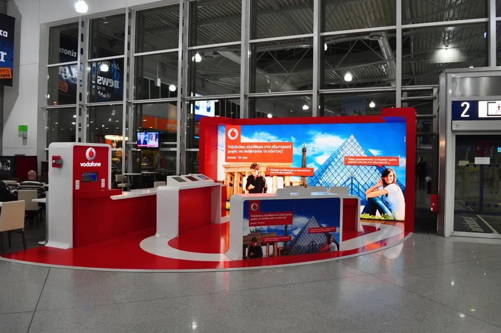 προώθηση προϊόντωνστο αεροδρόμιο Αθήνας